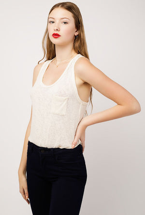 Mica Racer Back Tank Top