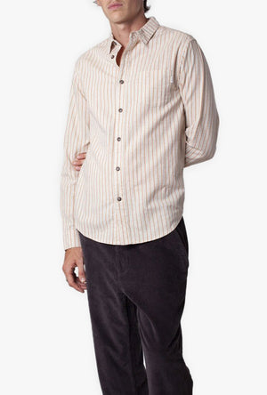 Highline Stripe LS Shirt