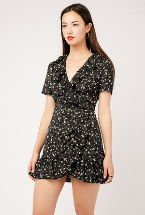 Paige Wrap Dress
