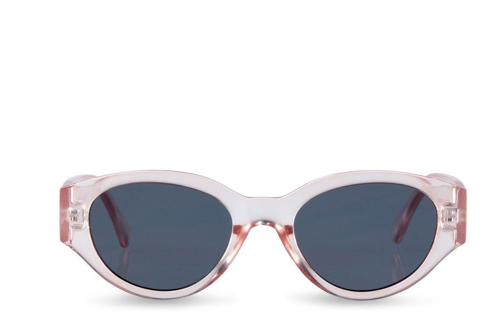 Strict Machine Sunglasses in Berry