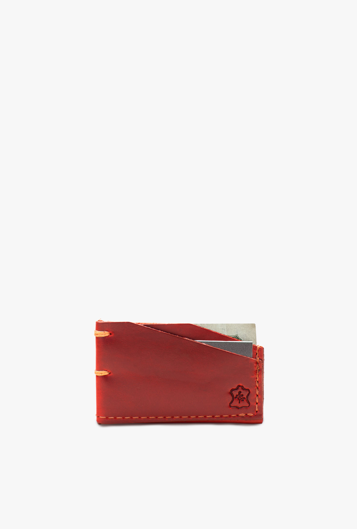 Slim Cardholder - Red