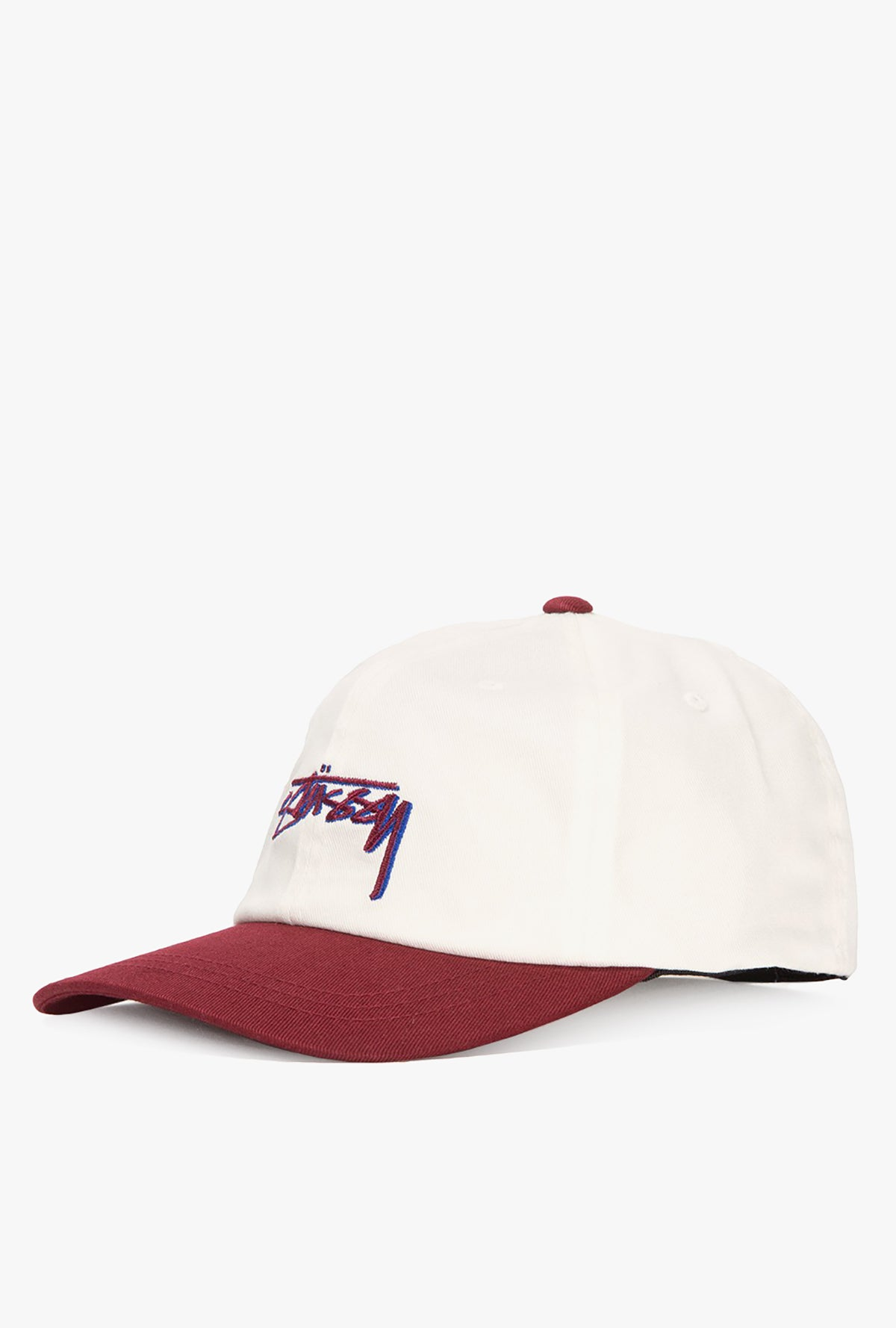 Stussy Fitted Low Cap