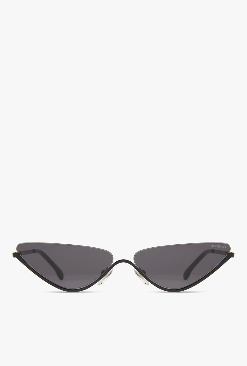 Ash Sunglasses - All Black