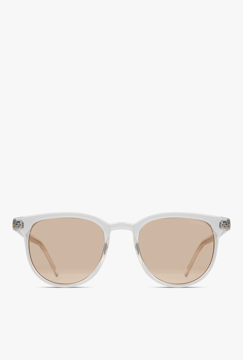 Francis Sunglasses - Crystal