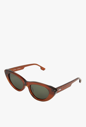 Kelly Sunglasses - Rum