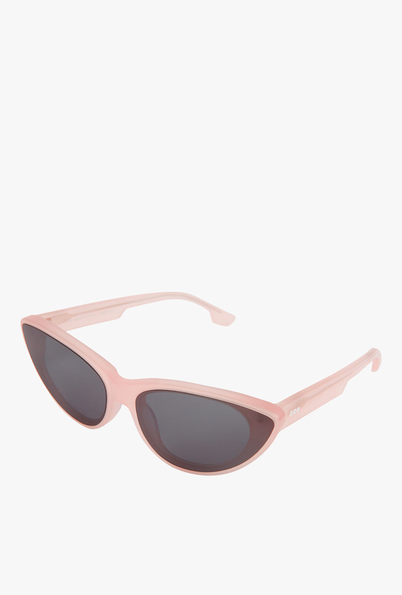Kelly Sunglasses - Flush Powder Pink