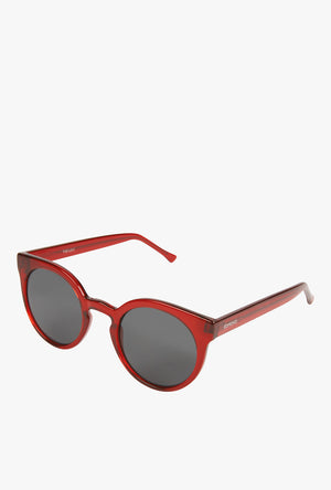 Lulu Sunglasses - Ruby