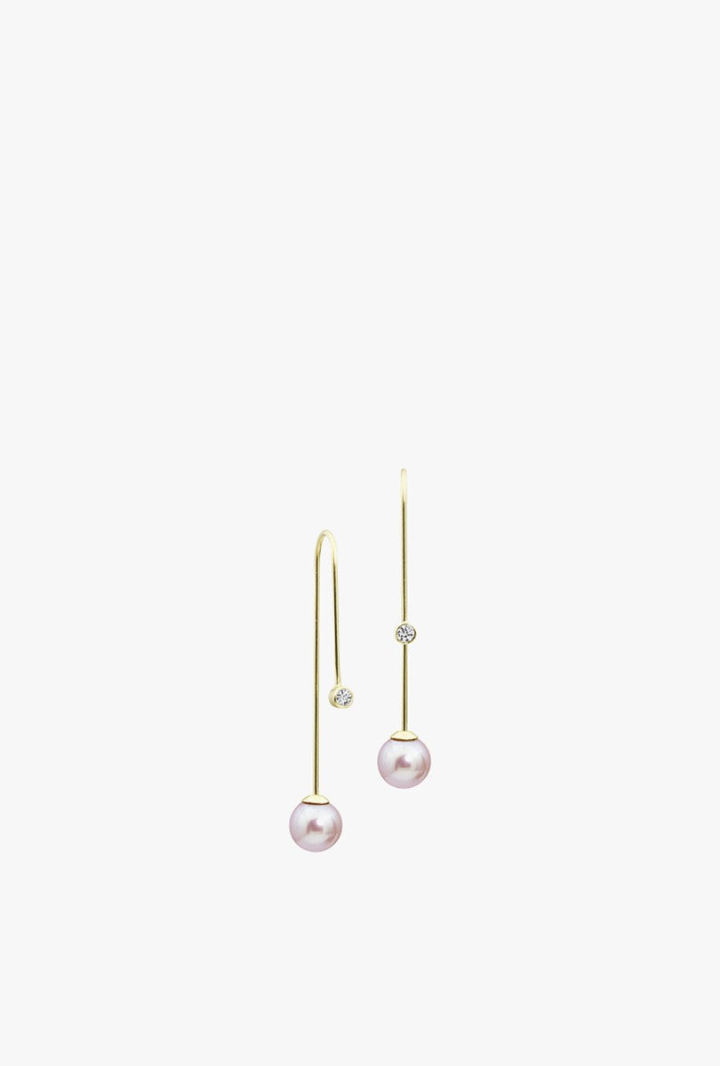Veritti Hook Earrings