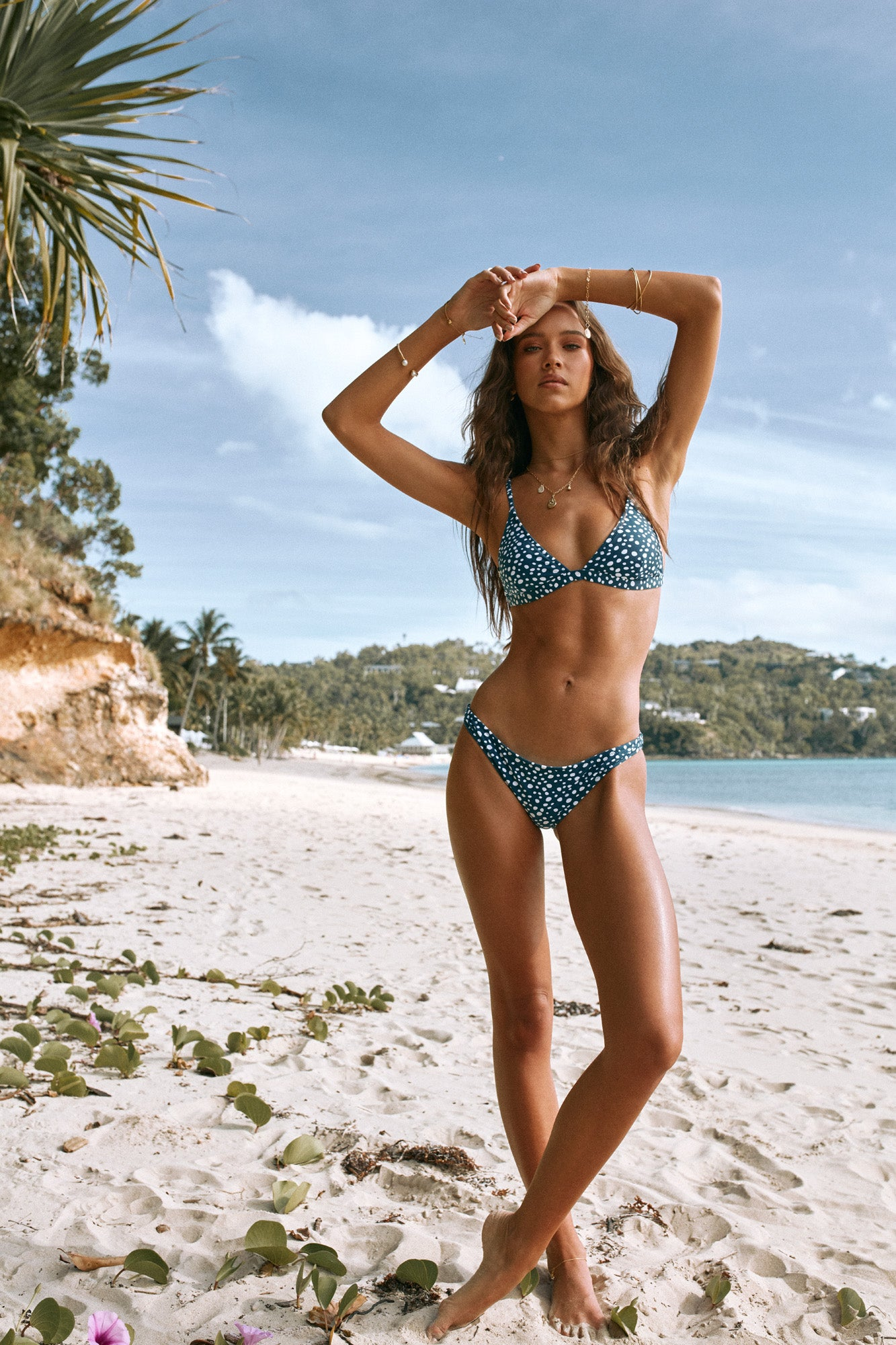 Zanzibar Hi-Cut Swim Bottom