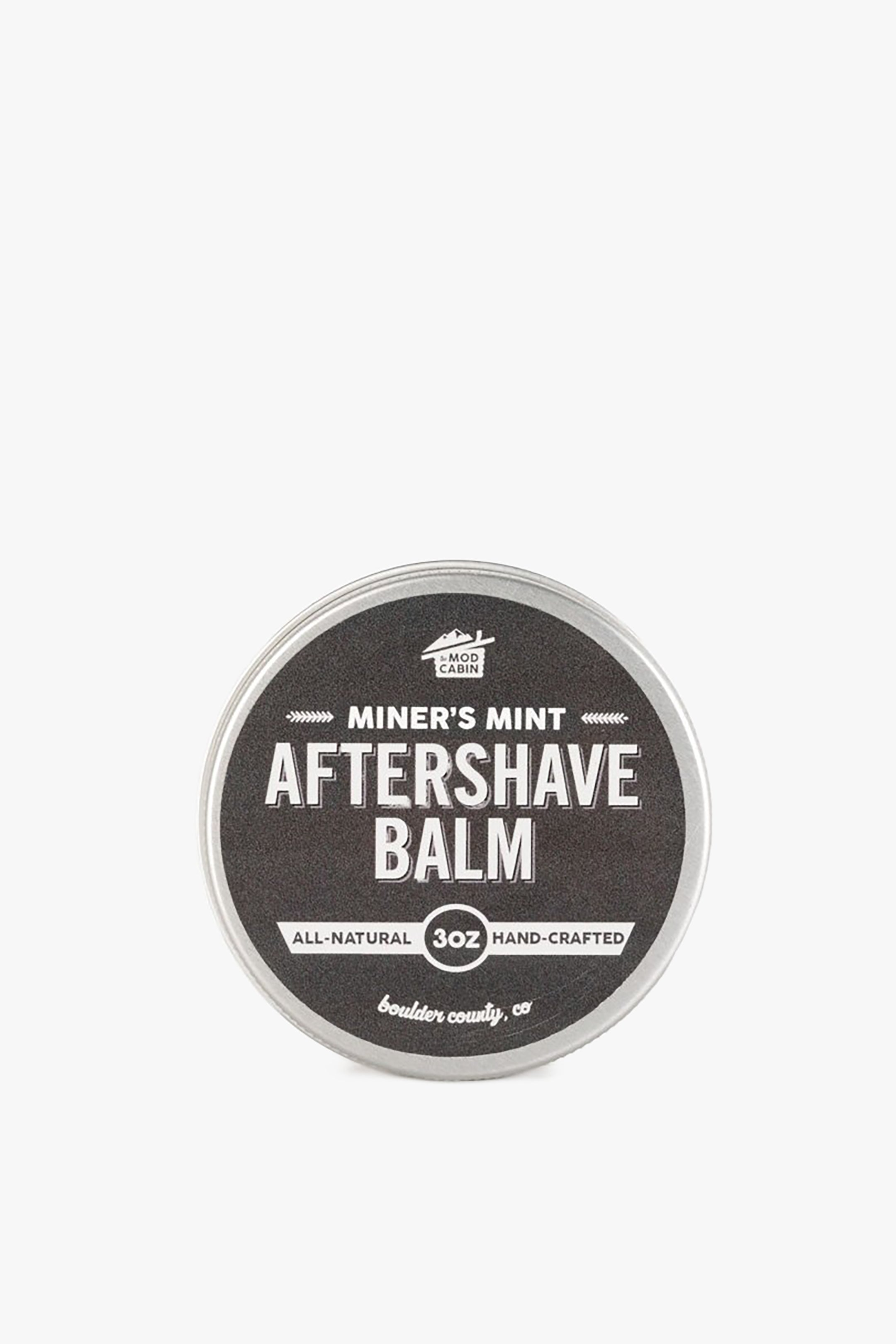 Aftershave Balm - Mint