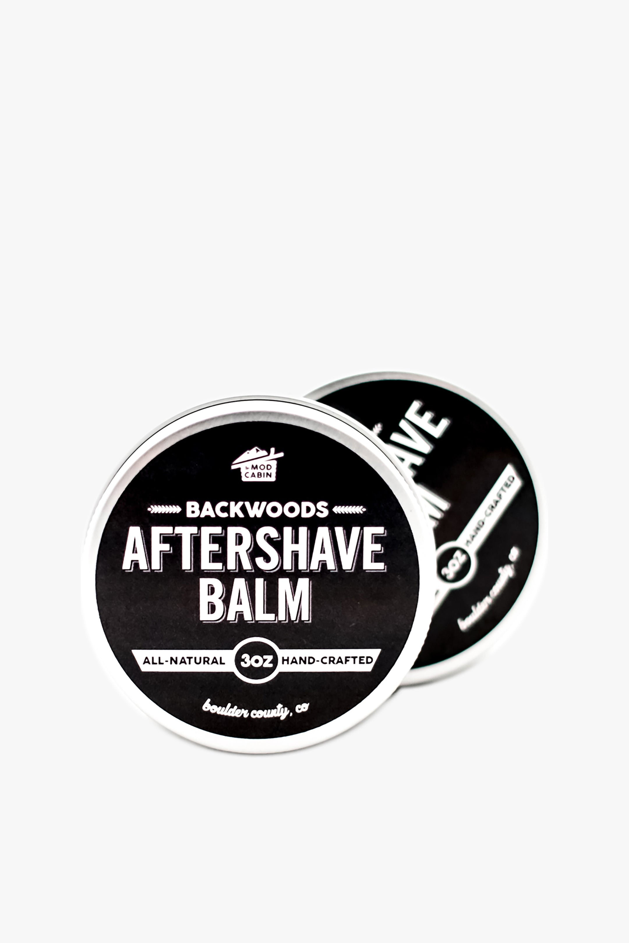 Aftershave Balm - Backwoods