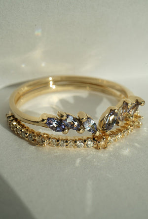 Aisling Diamond Circlet Band