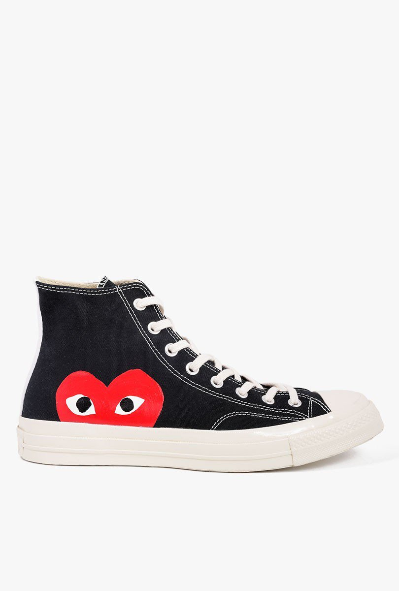 b871ddbcbd39 ... Sneaker Comme Des Garcon Men   Womens All Star  70 High Top ...