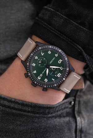 The Altitude Watch