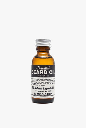 Beard Oil - Essential