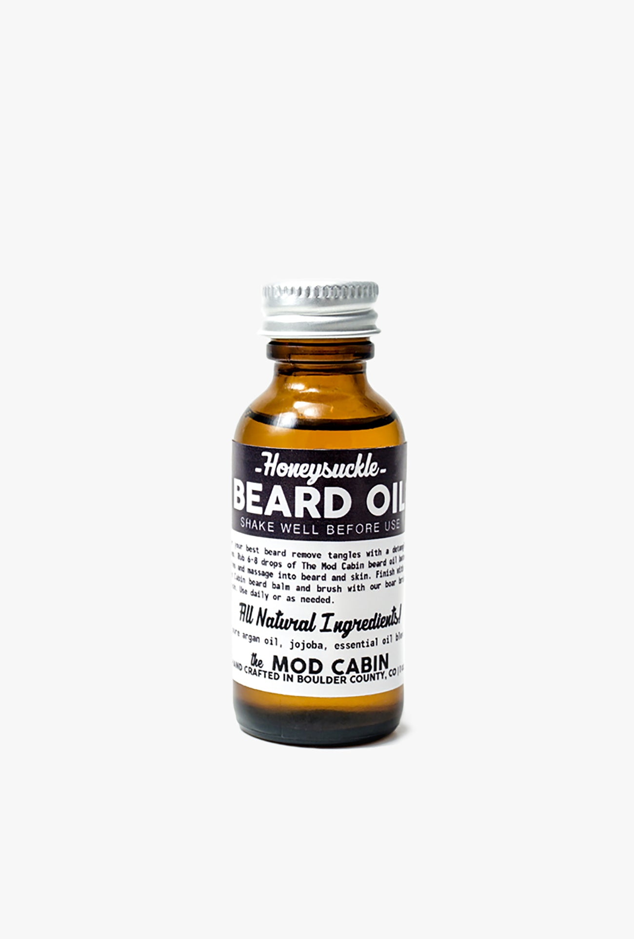 Beard Oil - Honey