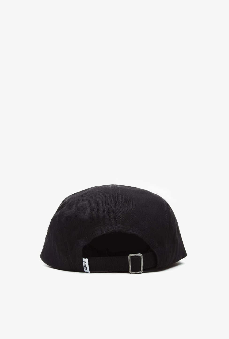 Obey Bold Label Organic 5 Panel Hat