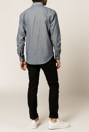 Chambray Regular Shirt