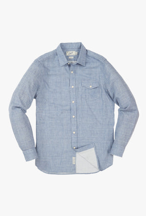 Chambray Double Cloth Shirt