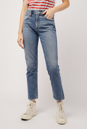 Cigarette Straight Jean