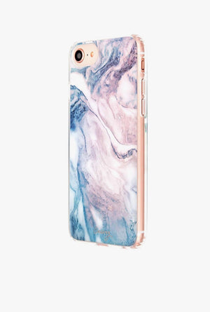 Cloudy Marble Phone Case