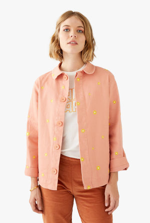 Daisy Work Jacket