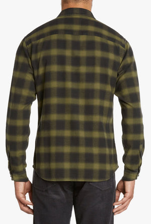 Dark Shadow Flannel Shirt