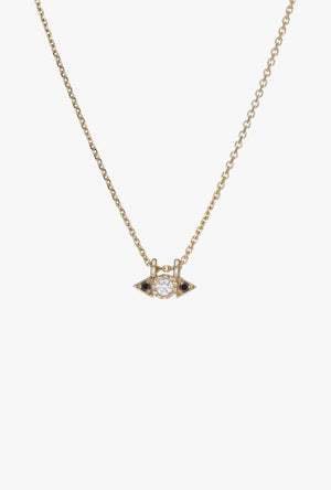Diamond Spear Necklace