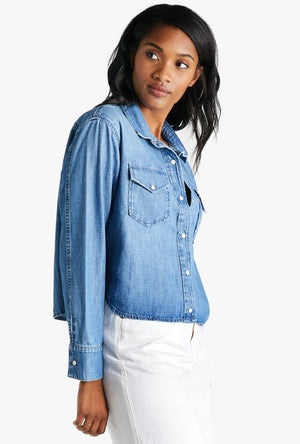 Diana Denim Shirt