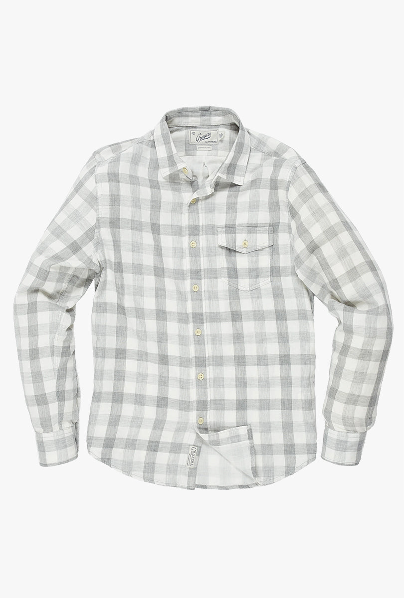 Durham Double Cloth Shirt