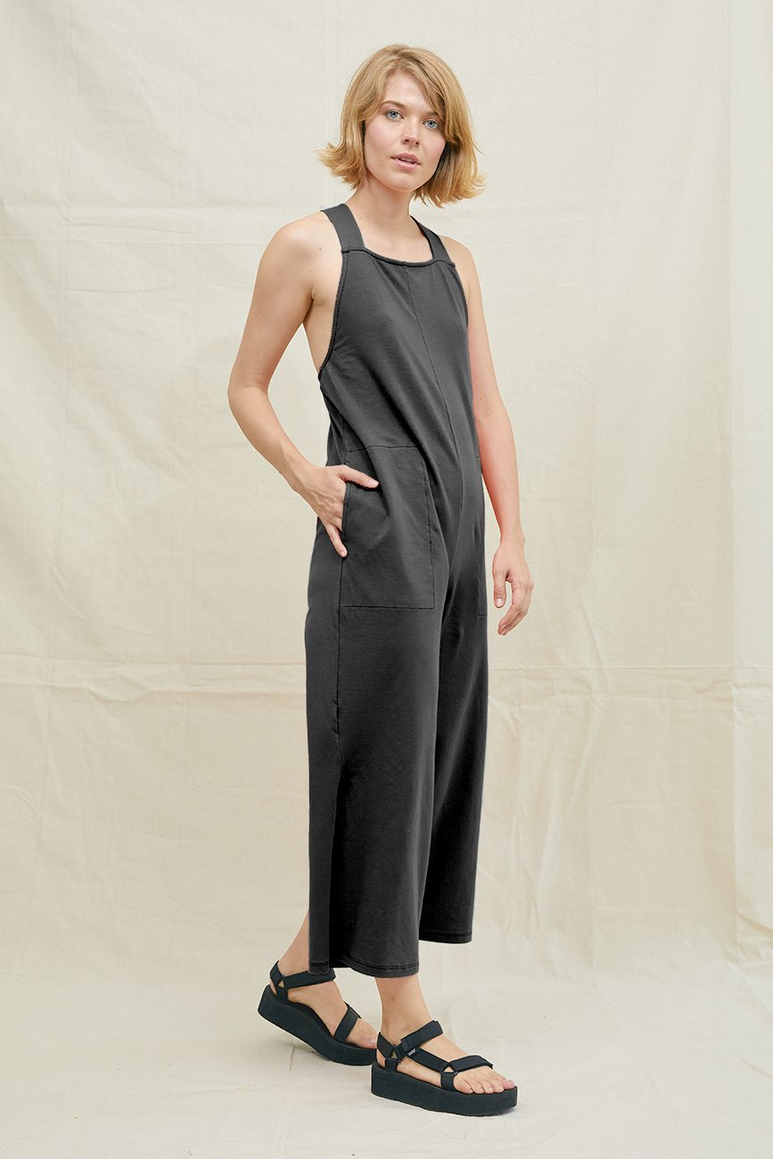 Organic Cotton Easy Jumpsuit