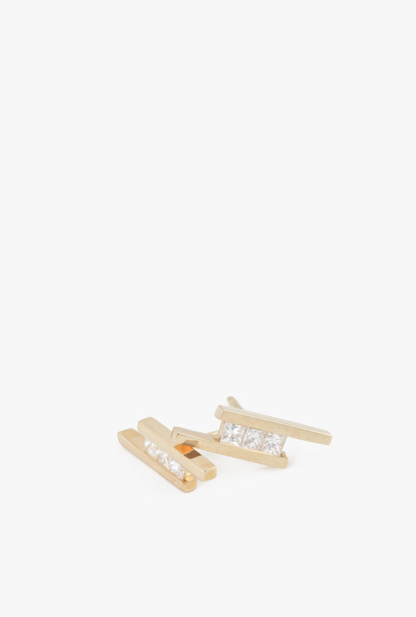 Elena Mini Stud Earrings