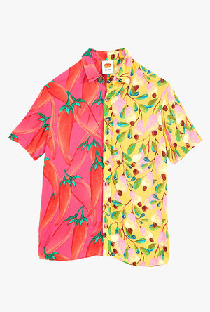 Garden Mix Body Shirt