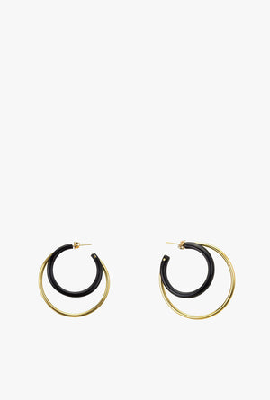 Gio Hoop Earrings
