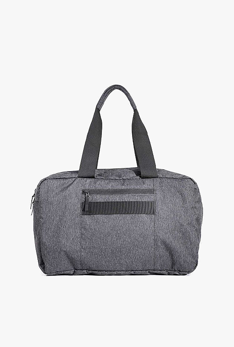 Go Duffel - Heathered Black