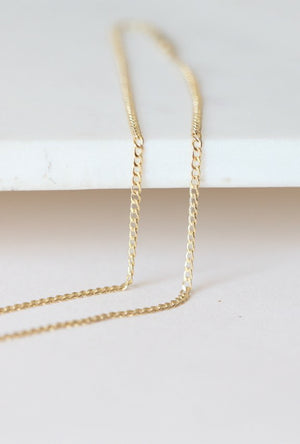 "15"" Greg Chain Necklace"