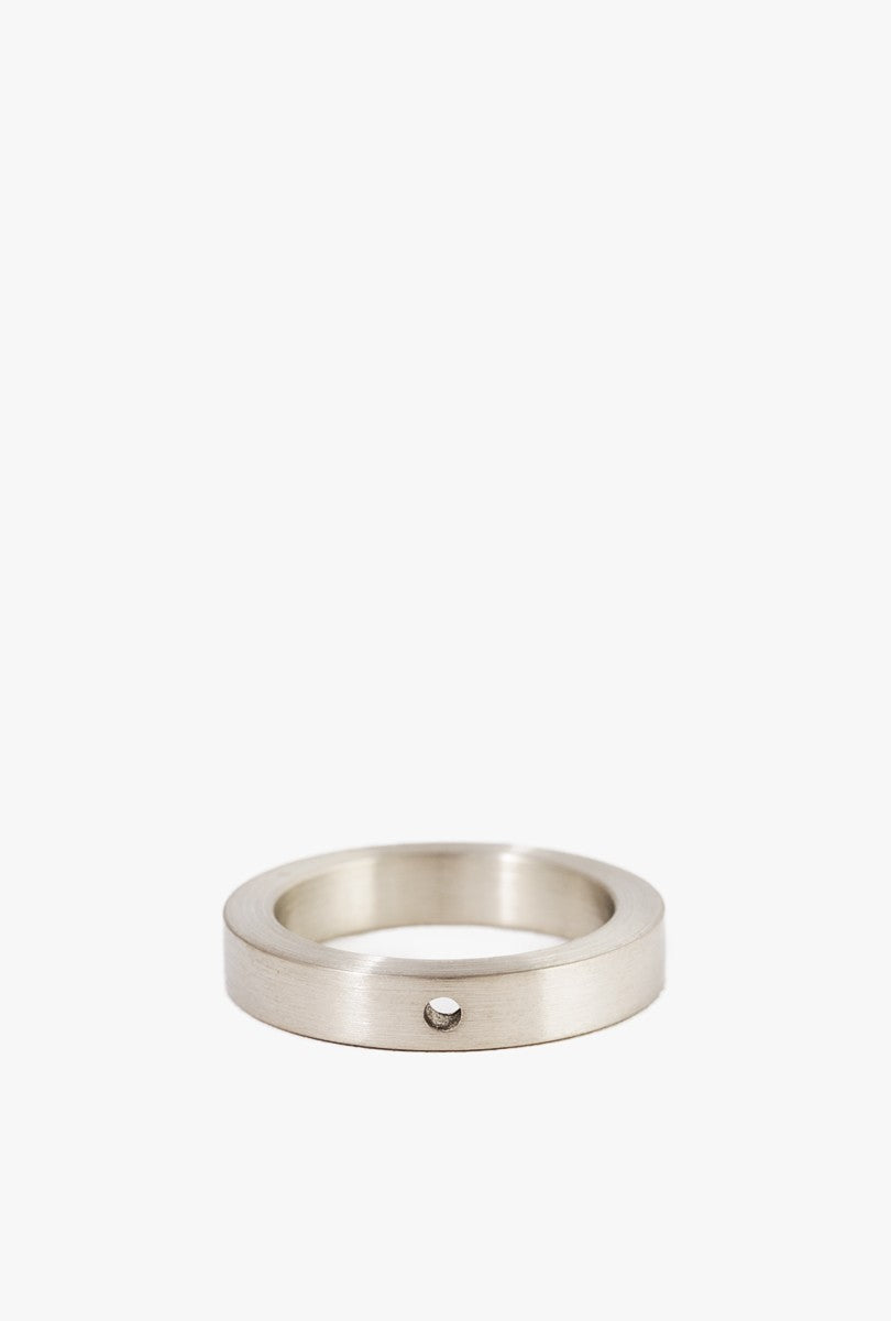 Heavyweight Solid Thin Ring