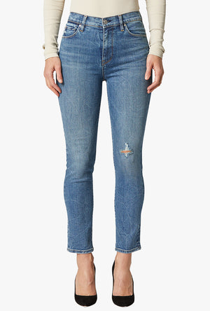 Holly High Rise Skinny Ankle Jean