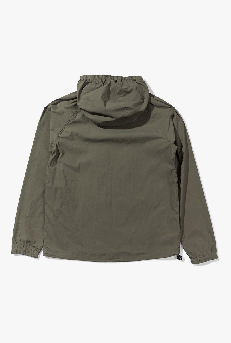 Hooded Paper Jacket