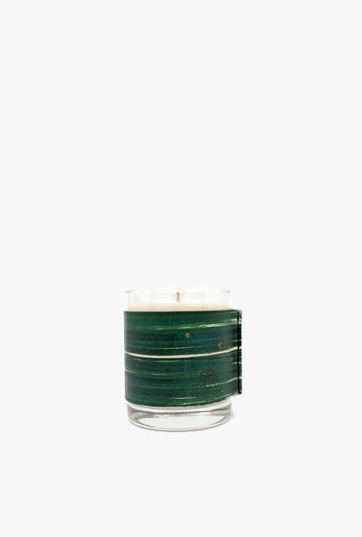 2.5 oz. Leather Candle