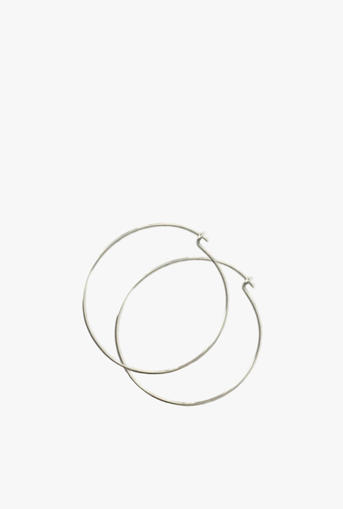 Janey Large Hoop Earrings