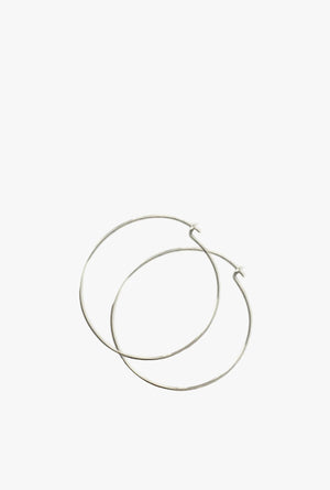 Janey Large Hoop Earrings P