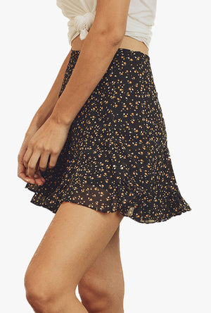Joni Disty Floral Skort