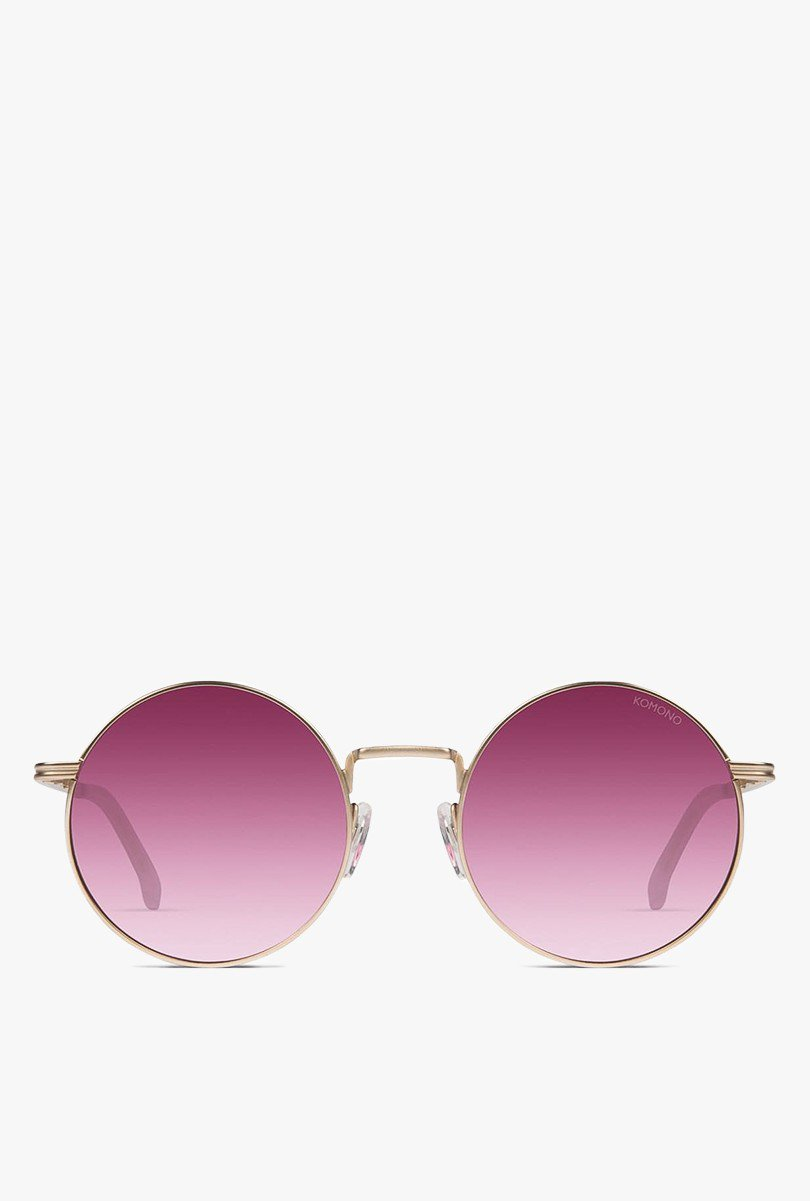 Lennon Sunglasses - Purple Rain
