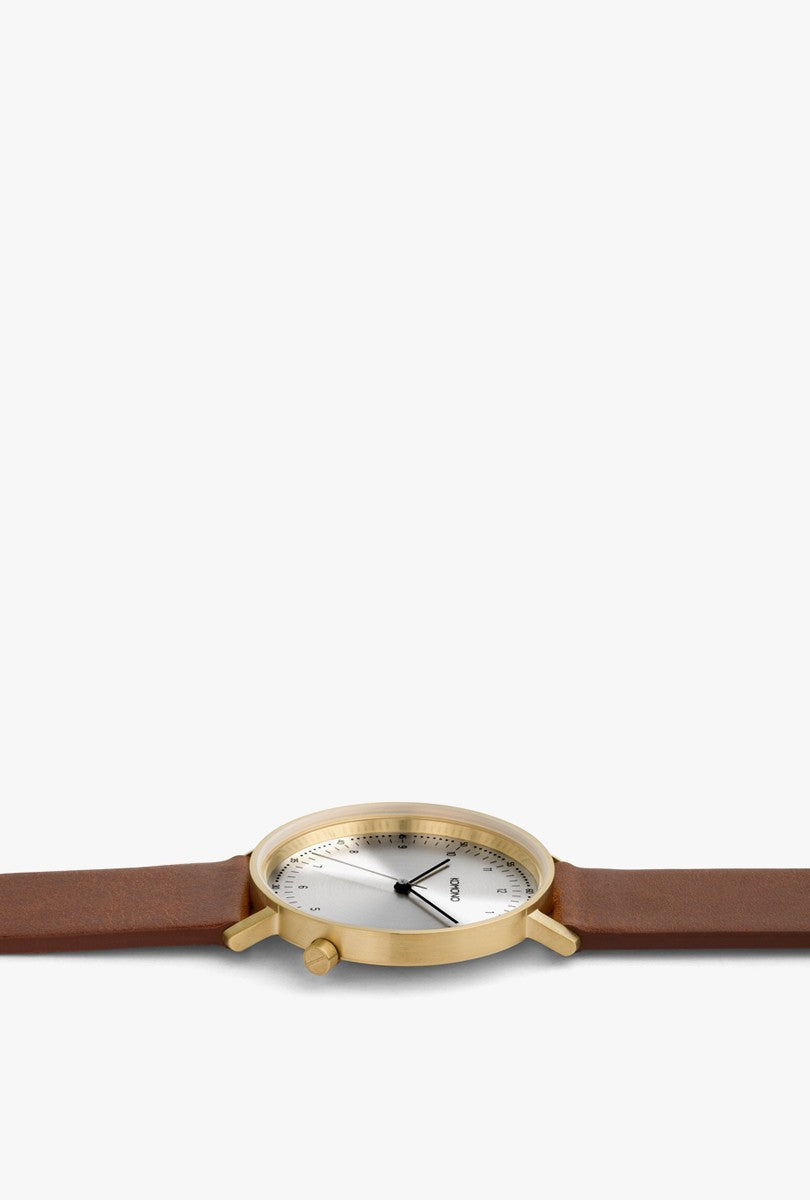 Lewis Watch - Brown