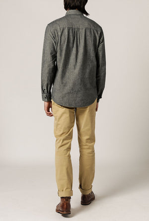 LS Selvedge Clean Seam Shirt