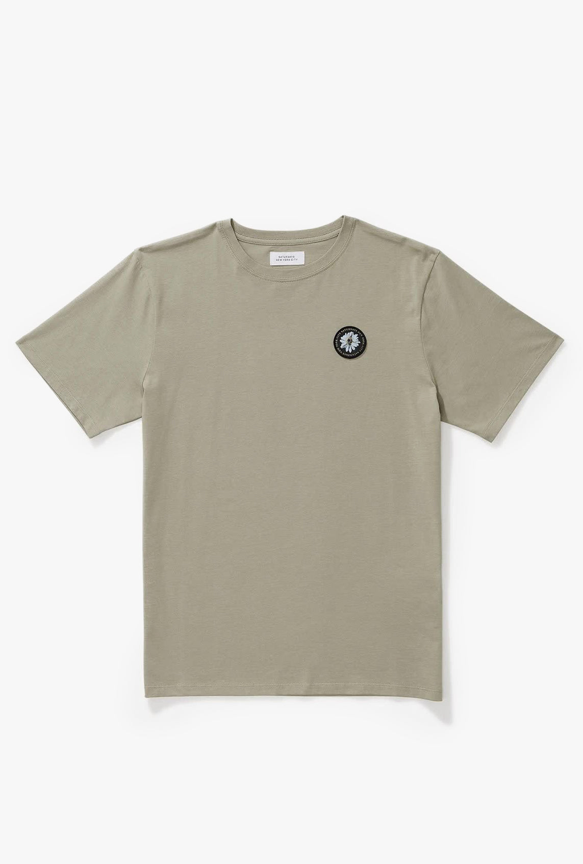 Daisy Patch S/S Tee