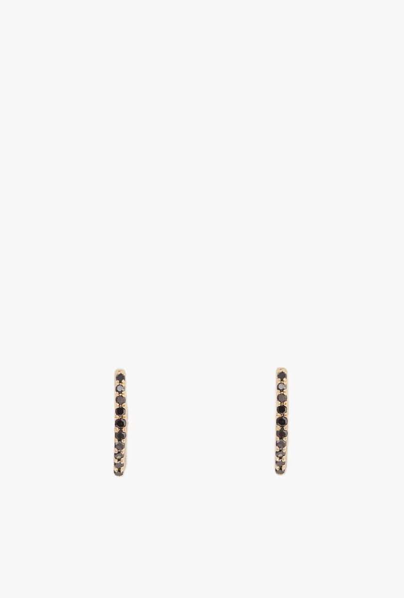 Mini Axis Earrings