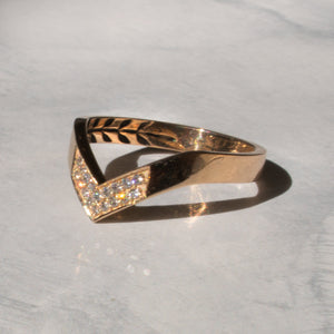 Andromeda Band Ring