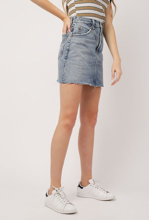 Palladium Hi Rise Mini Skirt